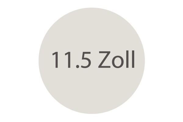 Felgenbreite ab 11.5 Zoll